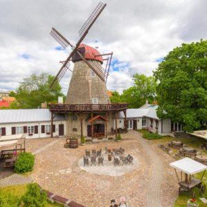 Saaremaa Windmill